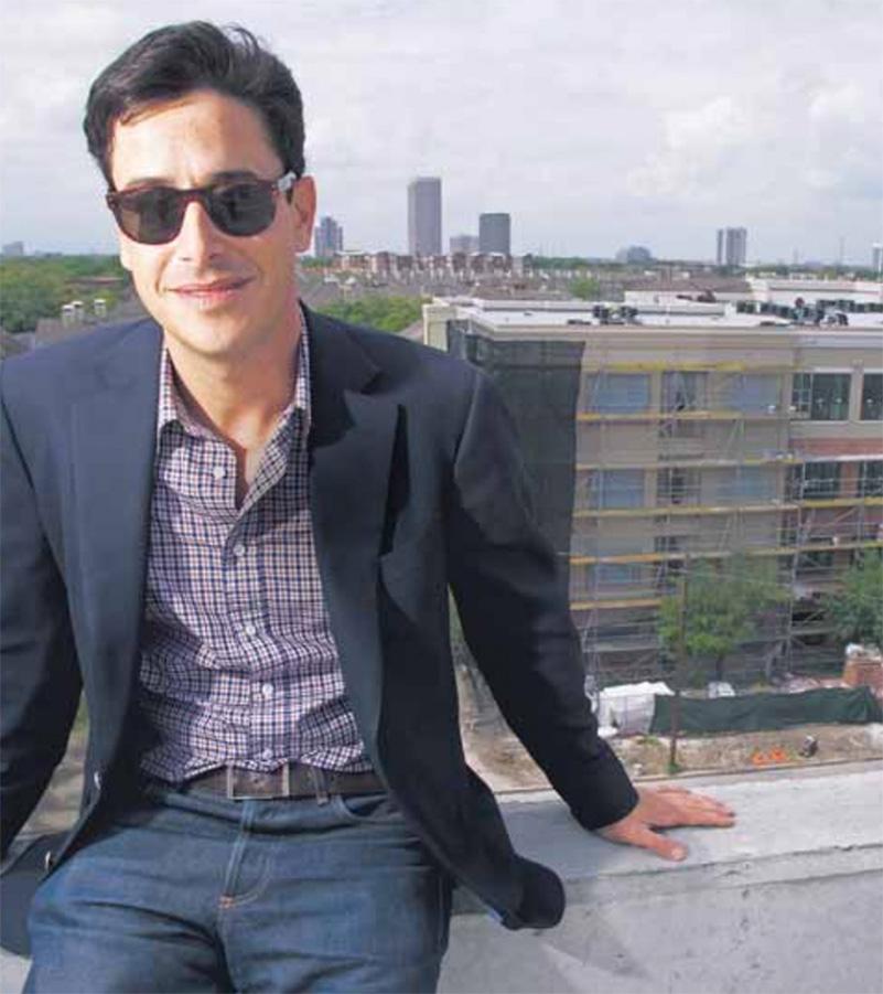 Jonathan Farb Apartments Houston